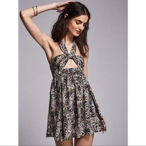NWT Free People Libby Convertible Dress